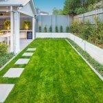 Modern Hamptons Garden Lawn