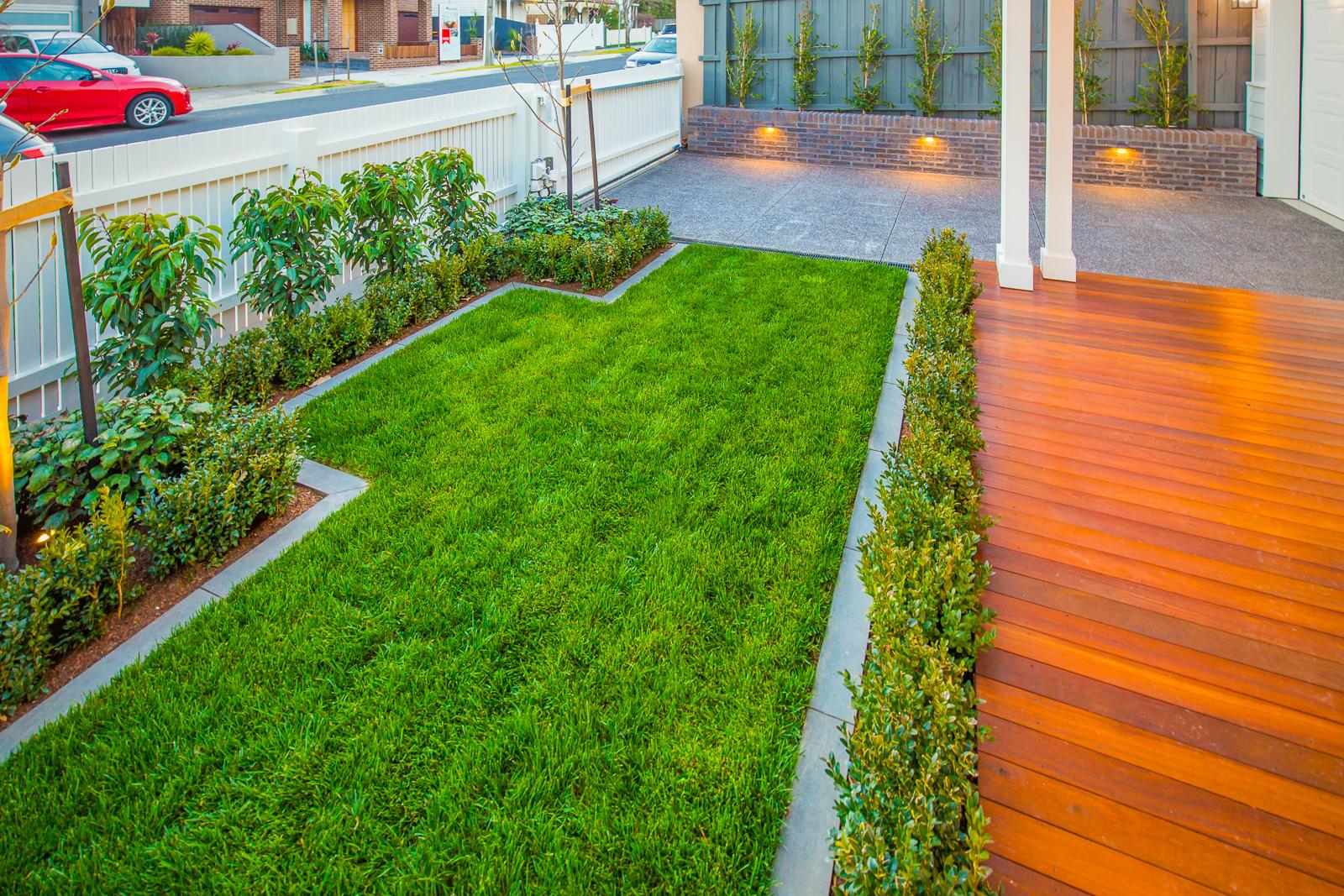 Landscape design and garden rejuvenation urban for Garden design solutions