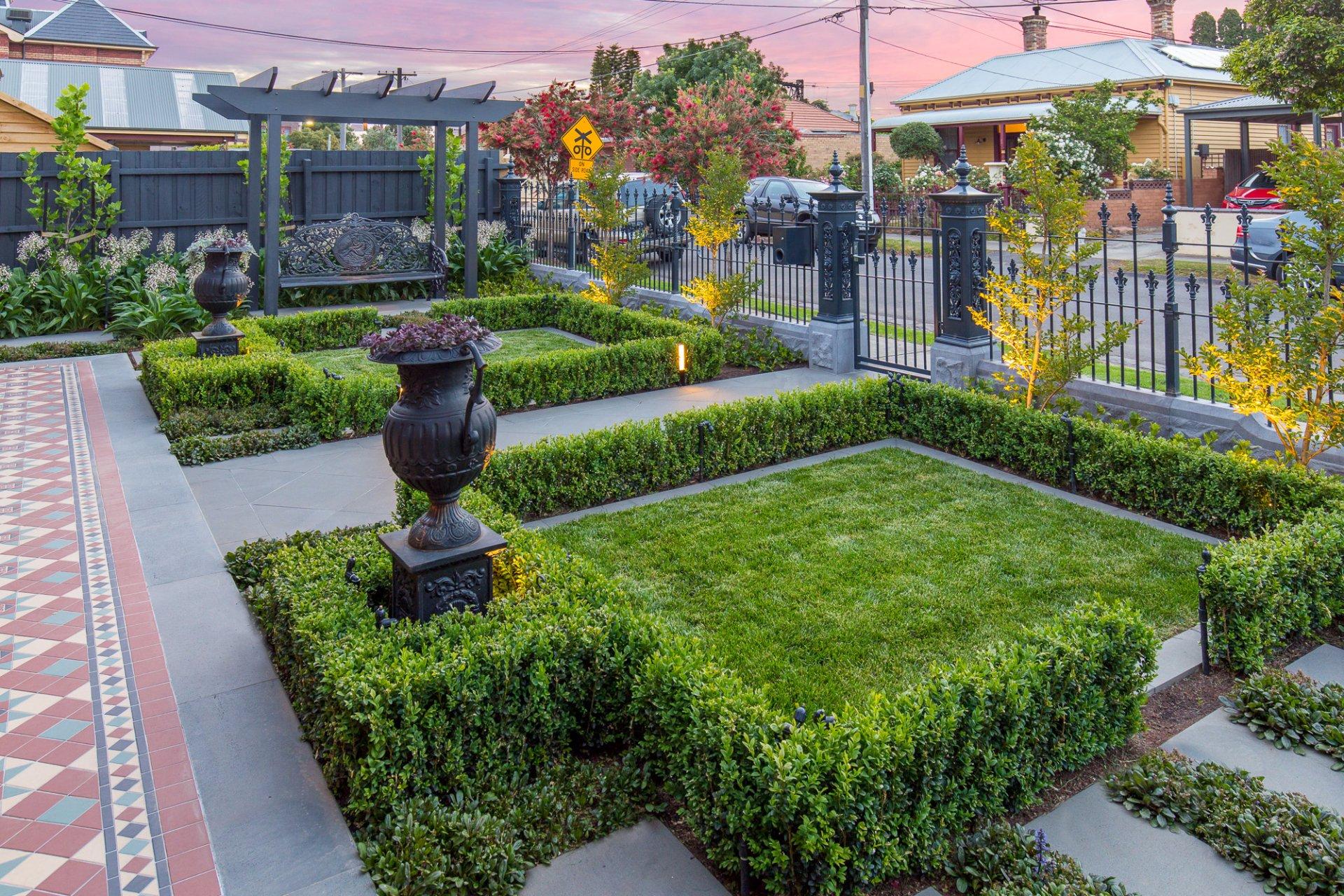 Landscape Design and Garden Rejuvenation - Urban ...